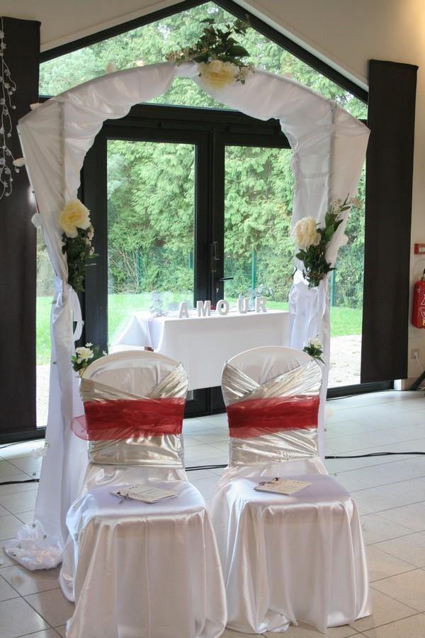 Réception de Famille à Lille - Le chalet de la pépinière Traiteur salon de réception